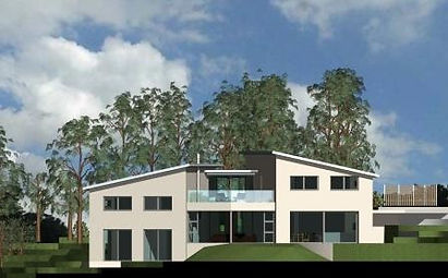 Sevenoaks Greenbelt Pub Replacement 3D Design Image