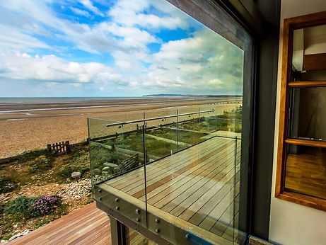Camber Sands Glass Box Extension