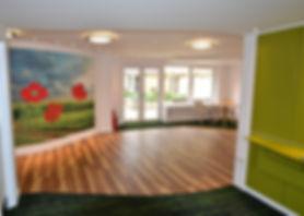 Hartley House Care Home Cranbrook Reception