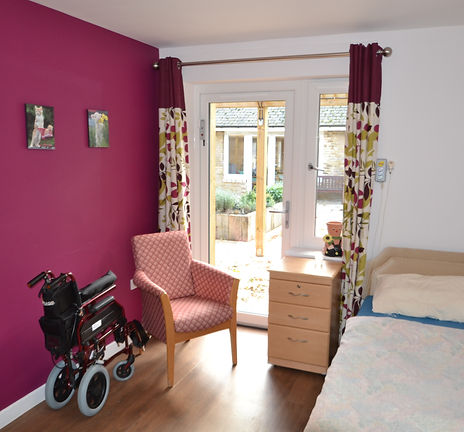 Hartley House Care Home Cranbrook Typical Room