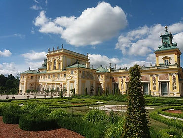 Royal Wilaow Palace of King Sobieski