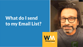 Email Copywriting - What Do I Send To My Email List?