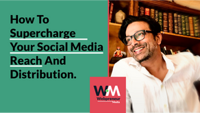 How to supercharge your social media reach and distribution