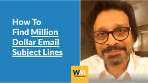 Copywriting Hack: How to find Million Dollar Email Subject Lines