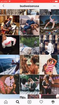 BudUS Instagram
