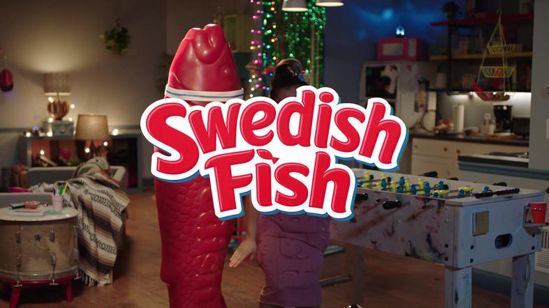 Swedish Fish - Dancing Ad