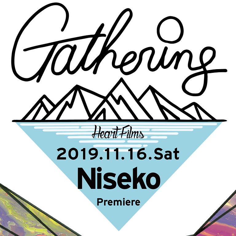 """<Heart Films """" Gathering """" Japan Premiere Tour>"""