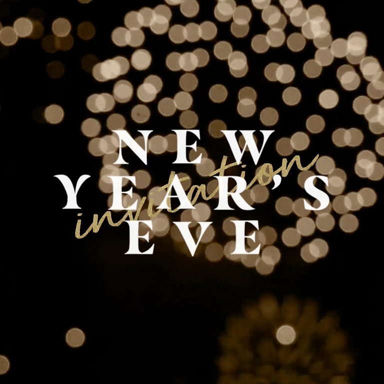 Bar Gyu+ New Year's Celebration