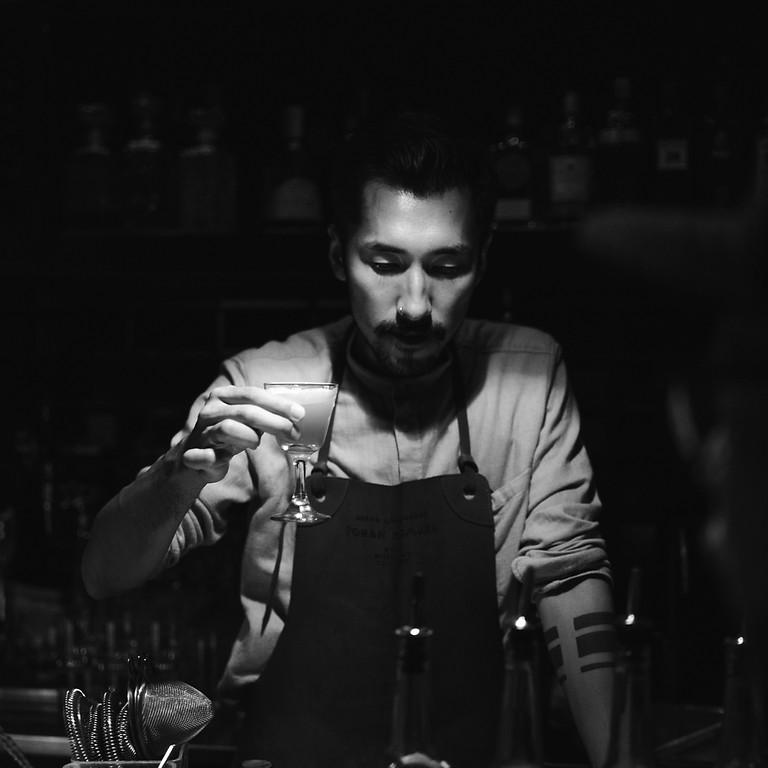Guest Bartender : Soran Nomura / Kyrö Distillery Company
