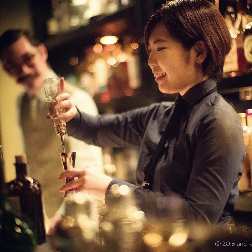 Guest Bartender Ai Igarashi