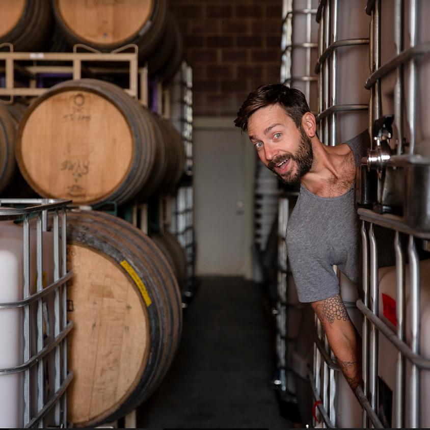 Meet the Winemaker : Evan Lewandowski