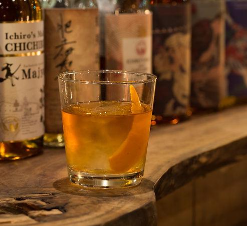 bar gyu niseko cocktails whisky