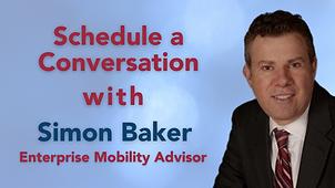 Conversation with Simon Baker