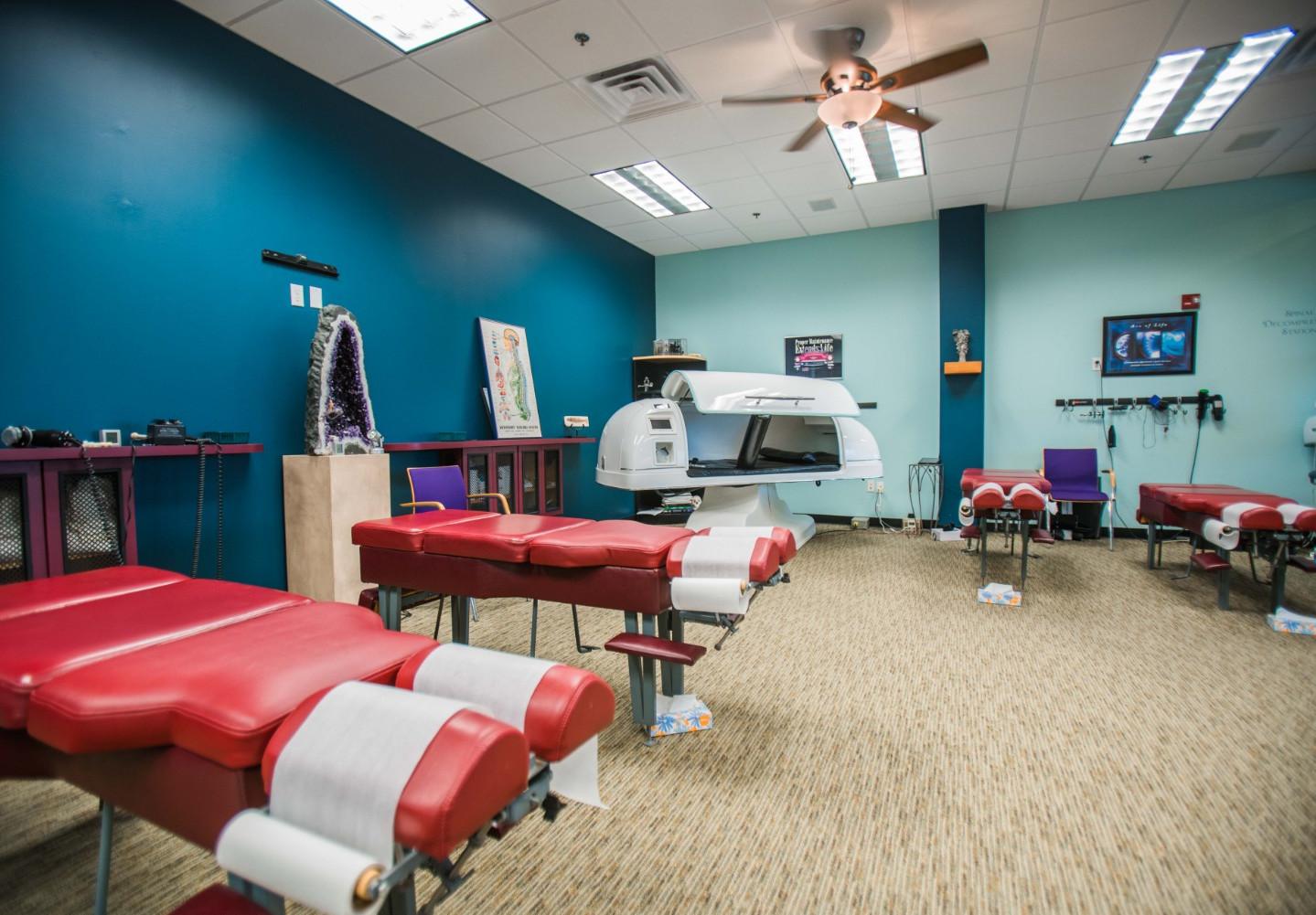 My Chiropractor Office