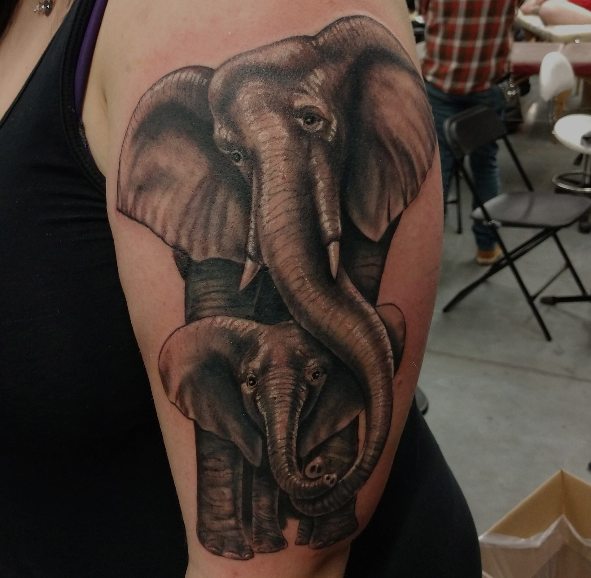 Average Tattoo Session