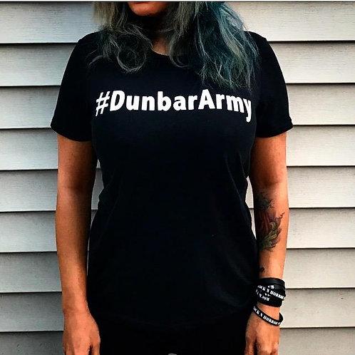 #DunbarArmy T-Shirt
