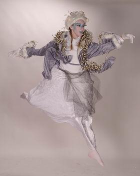 Elfe danseuse