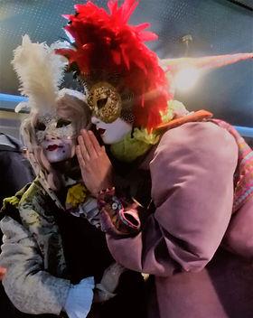 Couple de Carnaval