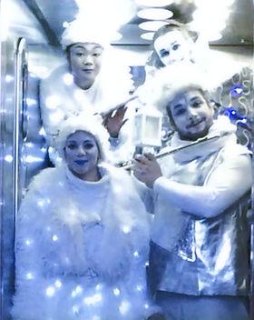 Famille des Elfes de Lumière