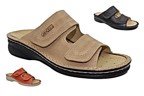 Dámská pantoflová obuv