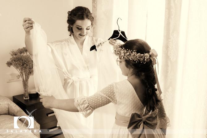 """Princesas"". Momentos que duran tan sólo segundos, pero que podrán ser recordados siempre."