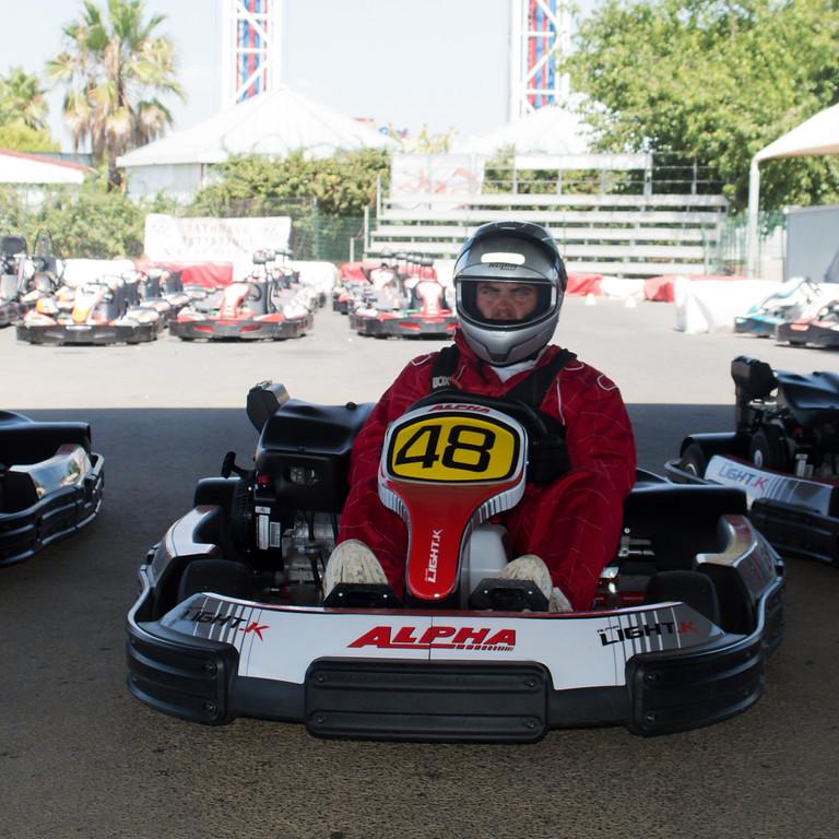Sodi VS Alpha (session en kart ALPHA moteur SUBARU à gagner)