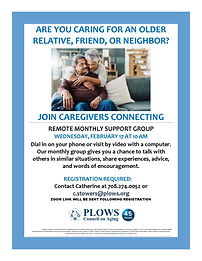 Remote Caregivers for February 2021 12.2