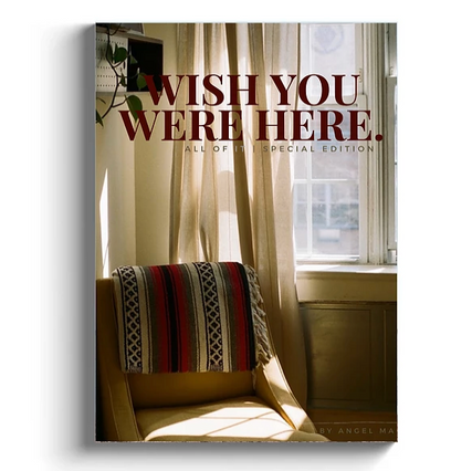 Special Edition - Wish You Were Here