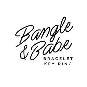 Start The New Year Off With A Bangle & Babe Key Ring Bracelet