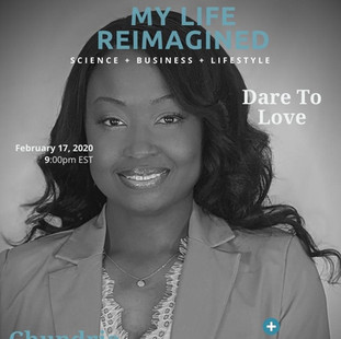 2.17.21 - Dare To Love with Chundria Brownlow