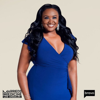 Kendra Segura, MD Talks Life As A New Mom and Star of Bravo TV's Married To Medicine Los Angeles