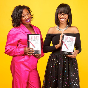 Erika McCall & Niesha Forbes Talk Inspiration For Their New Book 'All Good Just A Week Ago'