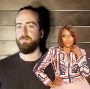 Alexander Riesenkampff  + Stacii Jae Johnson Talk About Get Vokl and the Love Rants Podcast