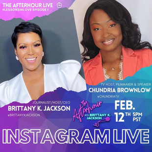 2.12.21 - Dare To Love With Chundria Brownlow