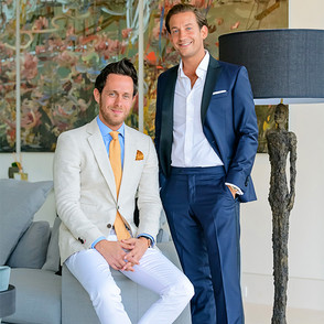 David Parnes & James Harris Talk Life & Business on Bravo TV 'Million Dollar Listing Los Angeles'