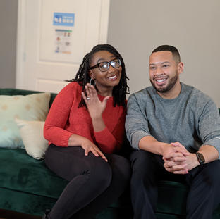 David & Charisma were so happy to be engaged! How will they navigate on their rocky pathway to marriage?