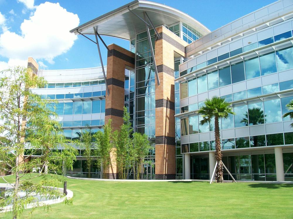 University of Central Florida Facade