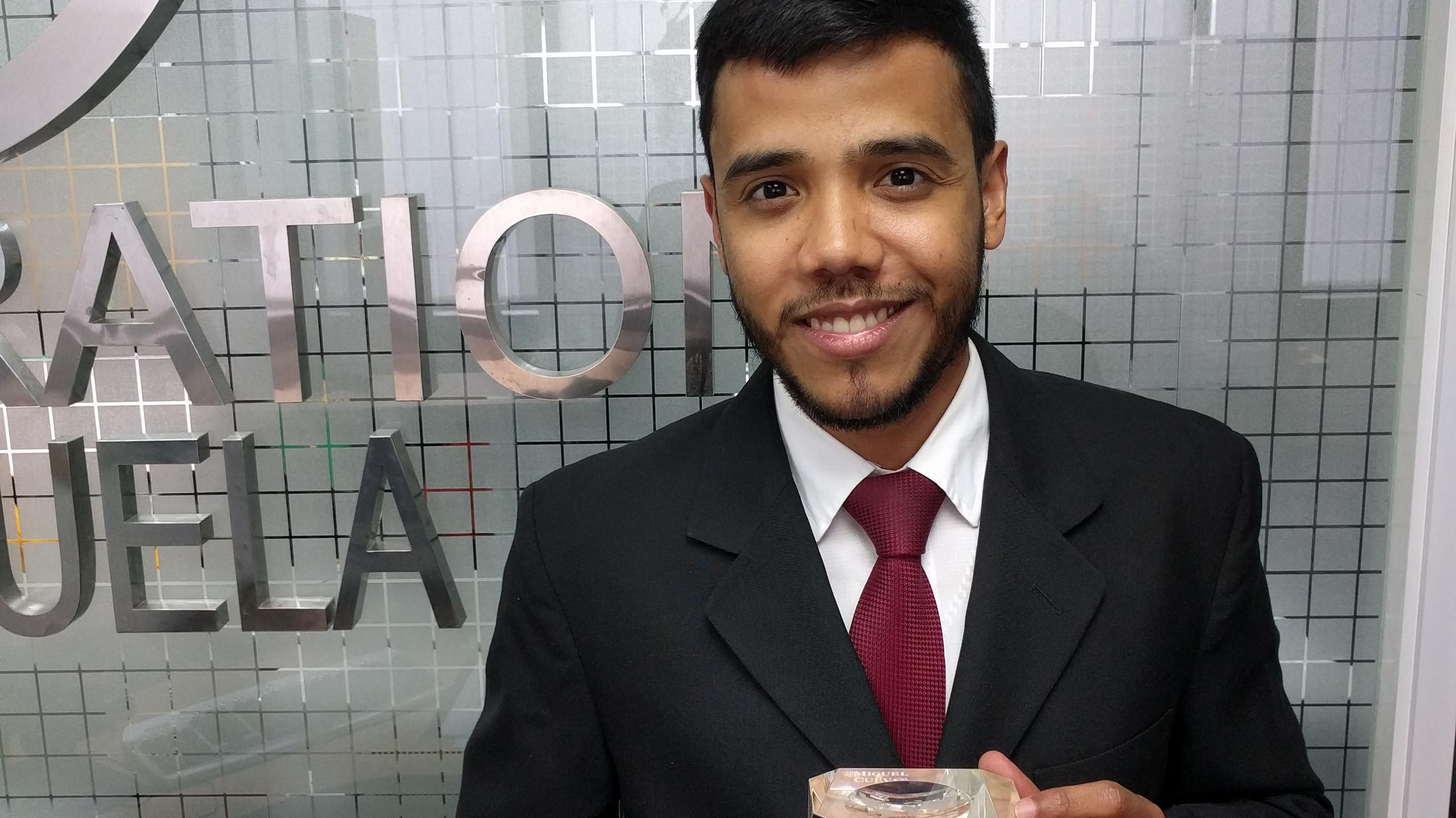 Miguel Cuevas (Venezuela Office)