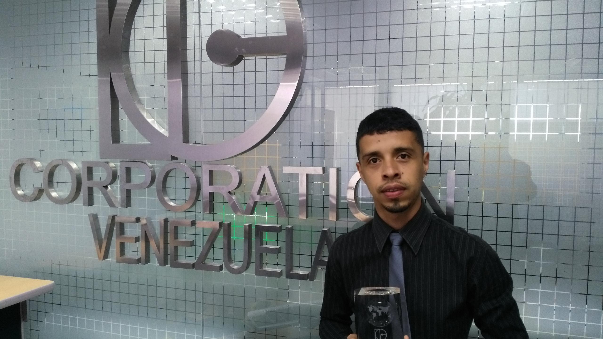 Freddy Díaz (Venezuela Office)