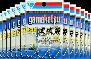 HOOKED ON GAMAKATSU- ADVANTAGE PROCESS AND MATERIALS TECHNOLOGY