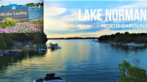 NORM! CHEERS TO LAKE NORMAN, NC