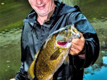 Stream Smallmouth Bass Migrations