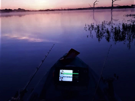 KAYAK KORNER: THE NIGHT TIME IS THE RIGHT TIME