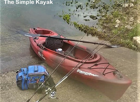 THE KAYAK KORNER: Don't Fear DIY