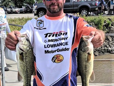 Illinois Angler Lives The Big Fish, Big Dreams Lifestyle