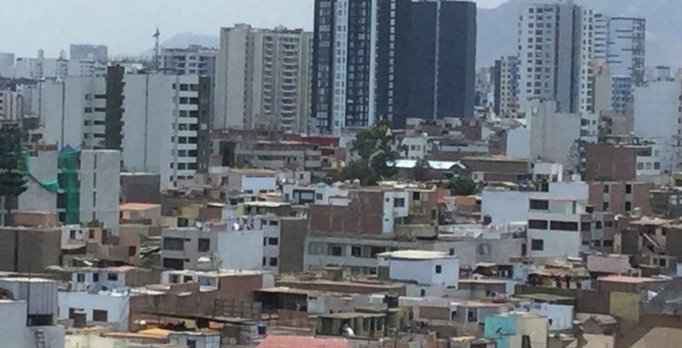 """Alrededor del condomio """"Las terrazas de San Felipe"""""""