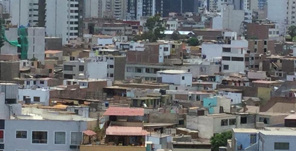 """Alrededor de condominio """"Las terrazas de San Felipe"""""""