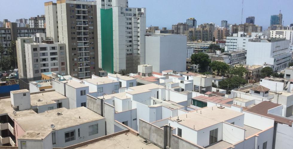 """Alrededores del condominio """"Las terrazas de San Felipe"""""""