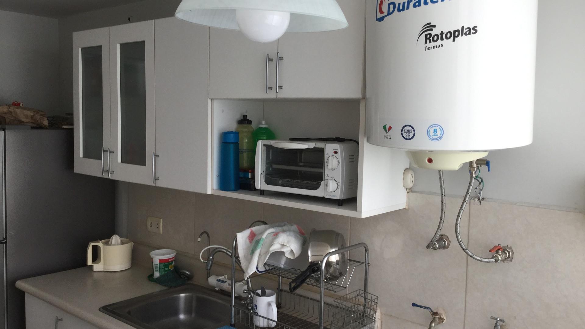 Cocina-lavandería
