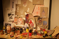 group exhibition-Zurich University of the arts 2017